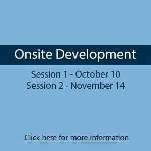 Onsite Development
