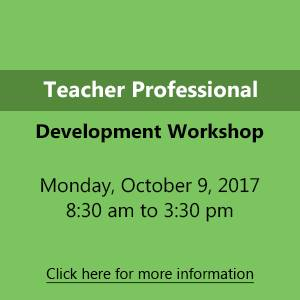 Onsite Teacher Development
